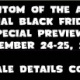 Black Friday 2011. Details.