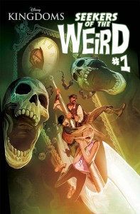 Seekers of the Weird #1