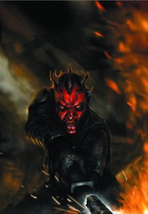 SW Darth Maul #1
