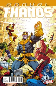 Thanos Annual #1 Lim